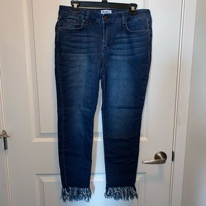 William Rast Skinny Jeans with Ankle Detail (31)